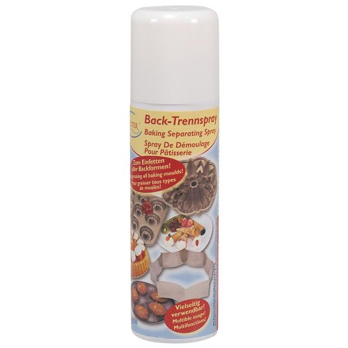 Maiback Back-Trennspray Fett-Spray zum einfetten für Back-Formen