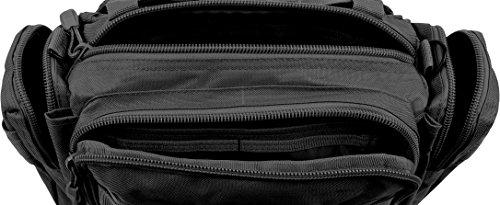 Inserto Marsupio con molte Borse Versione Grande in diversi colori, oliva nero