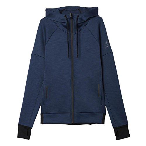 adidas AJ6330 Sweat-shirt Femme Bleu