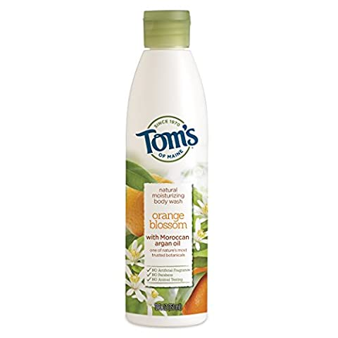 Tom's of Maine - Natural Moisturizing Body Wash Orange Blossom - 12 oz.