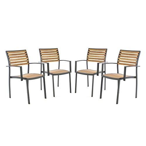 2x Besucherstuhl Calisto Stapelstuhl Konferenzstuhl stapelbar Wartezimmerstuhl