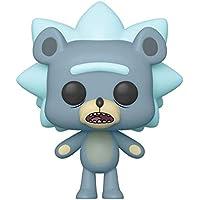 Pop Animation: Rick & Moty - Teddy Rick w/ Chase (Styles May Vary)