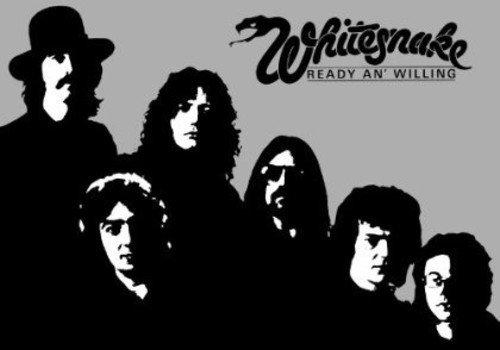 Whitesnake: Ready An'willing [Shm-CD] (Audio CD)