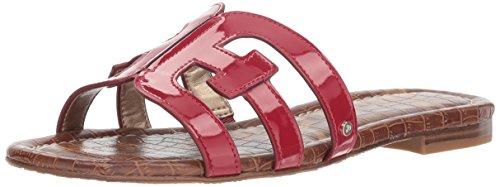 Sam Edelman Damen Bucht (Bay), Deep Red Patent 40 M EU Red Patent Schuhe