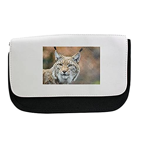 Pencil case with Lynx, Bobcat, Wildlife, Predator, Nature (Bobcat Lynx)