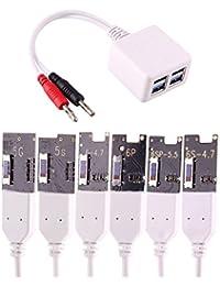 Kits de reparación Profesional de la placa madre del teléfono Flashing  Prueba de corriente Cable de carga de la… 33cecb46ab7b