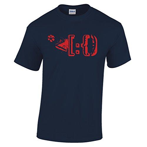 Weihnachtsmann Weihnachtsmann Gedruckt Slogan Zitat Design Premium Herren T-Shirt (Mutter Claus Kostüm)