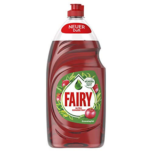 fairy ultra plus konzentrat Fairy Ultra Konzentrat Granatapfel Spülmittel, 8er Pack (8 x 800 ml)