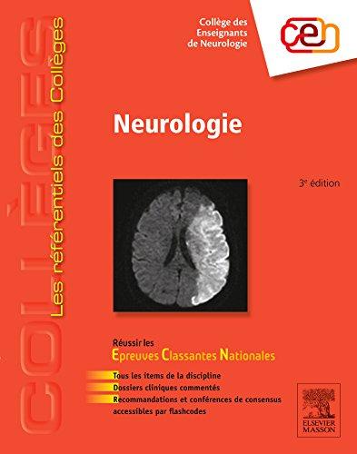 Neurologie: Avec accs  la spcialit sur le site e-ecn.com