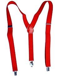Y-BOA - Bretelle Y élastique–Unisexe– L.100* L.2.5CM - Femme/ Homme Moderne – Réglable - Solide –Casual- Pantalon Jeans