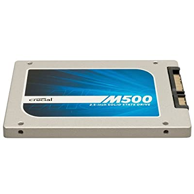 Crucial CT120M500SSD1 2.5-inch M500 SATA 6Gb/s Internal Solid State Drive - Parent