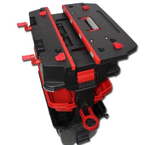 Werkzeugkoffer Werkzeugkiste Werkzeugtrolley Werkstattwagen Werkbank Modell ELECSA 2043 - 2