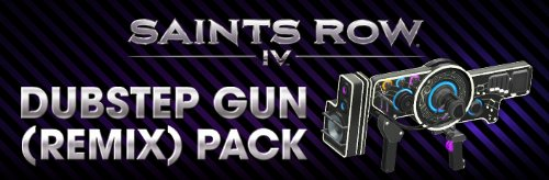 Saints Row 4 Dubstep Gun DLC