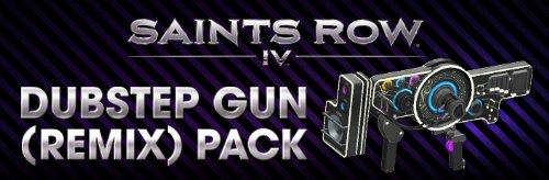 Saints Row 4 Dubstep Gun DLC