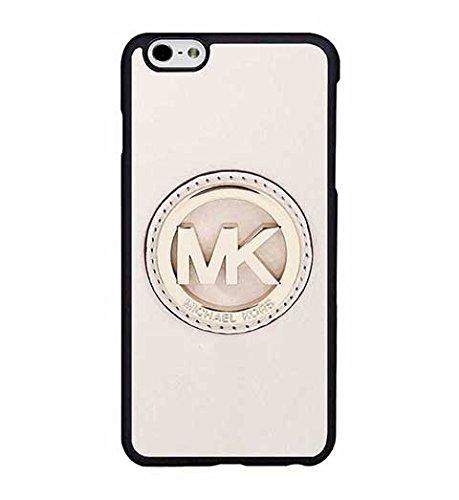 (MK) Michael Kors Iphone 6 6s Plus Coque Etui Case, Famous Brand Marks for Iphone 6 6s Plus Coque Etui Case, Hard Protecteur Protector Coque Etui Case Slim Fit Iphone 6 6s Plus (5,5 inch)
