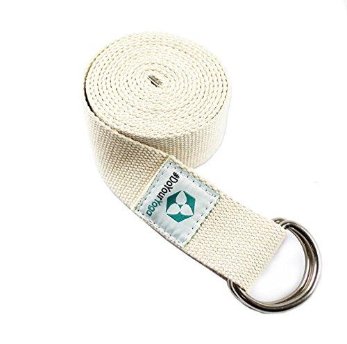 Cintura yoga »Madira« / Cinghia per yoga,
