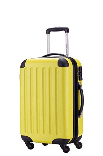 Hauptstadtkoffer Spree Reisekoffer, gelb, 48 Liter