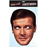 Roger Moore Mask (máscara/ careta)