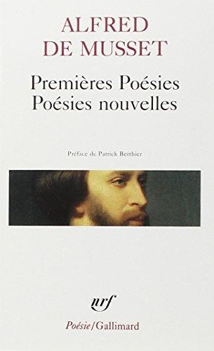 Premieres Poesies/Poesies Nouvelles (Collection Pobesie)
