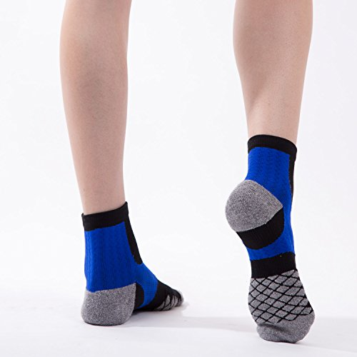 41sTIuZfM7L. SS500  - Compression Socks For Men & Women: Best for Running & Athletic Sports To Boost Performance & Use for Travel, Flight, Diabetic or Medical To Speed Recovery