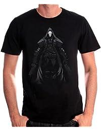 Tshirt homme Overwatch - Death Walks Among You