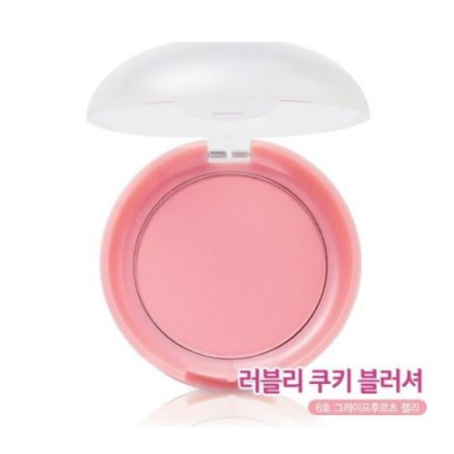 (6 Pack) ETUDE HOUSE Lovely Cookie Blusher Grapefruit Jelly