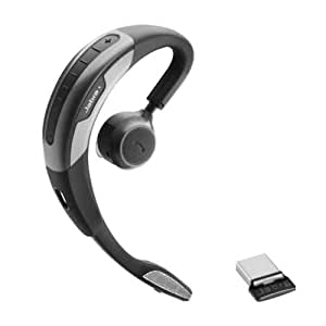 Jabra Motion UC Bluetooth Headset - Anthracite