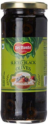 Delmonte Black Sliced Olives, 450g