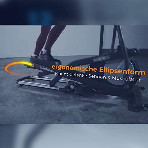 MAXXUS® CROSSTRAINER CX 4.3f Ellipsentrainer klappbar - 10
