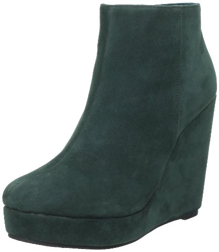 Friis & Company Girlie 1248046, Stivaletti donna, Verde (Grün (Green 059)), 36
