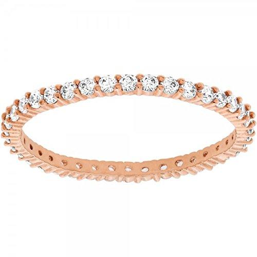 Swarovski Damen-Ringe Edelstahl Kristall \'- Ringgröße 60 5095330