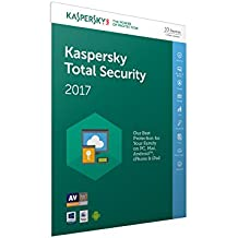 Kaspersky Total Security 2016 Multi Device 10 Device