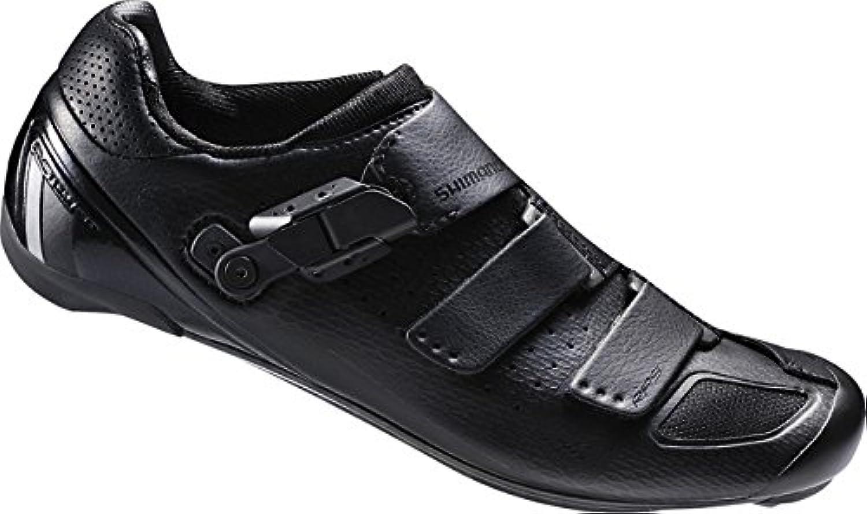 SHIMANO – Scarpe da Bicicletta Bici da Corsa Guanti da Adulto Sh rp9l Gr. 46 di Larghezza SPD-SL – con Fissaggio... | Durevole  | Uomo/Donna Scarpa