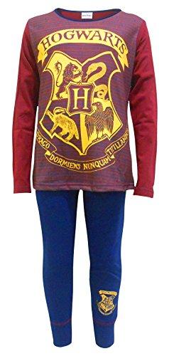 """Harry Potter """"Hogworts"""" Pijamas Niñas 116cm / 5-6 Años"""