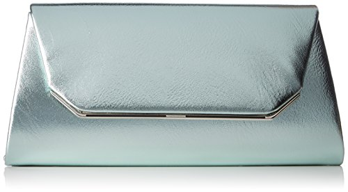 Tamaris Damen Grazia Clutch Bag, Grün (Mint), 5,5x11x24 cm