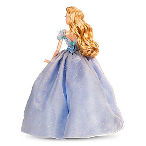 "Disney Store-Muñeca de Cenicienta Edición limitada película de TV-17""edición limitada 4000"