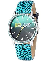 Just Cavalli Damen Uhrenbeweger Collection JUST PARADISE Edelstahl mehrfarbig R7251211504