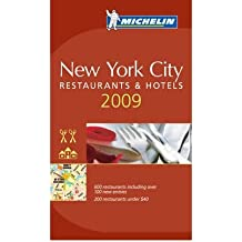[(New York City 2009 Annual Guide 2009 * *)] [Author: Michelin] published on (January, 2009)