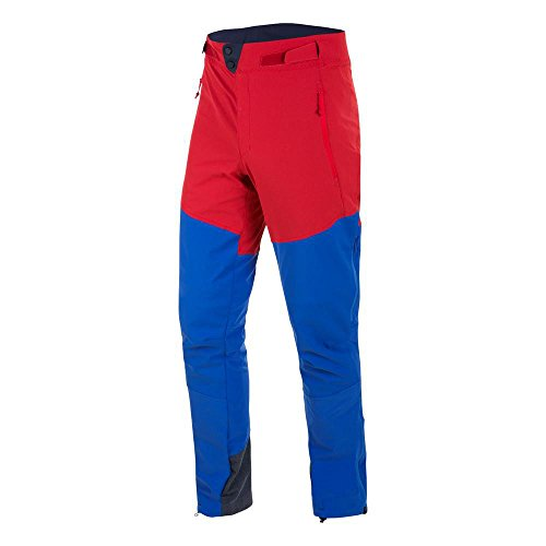 Salewa Ortles Ws/DST M Reg PNT - Hose für Herren, Farbe Rot, Größe 48/M