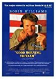 GOOD MORNING VIETNAM - Robin Williams - Spanish Imported