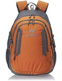 Wiki Daypack 36 Ltrs Orange Casual Backpack (8903338042334)
