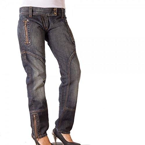 BRAY STEVE ALAN Bsa-Jeans fuso BRAY STEVE ALAN taglia 38, colore: - blu 40
