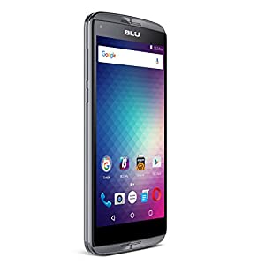 BLU Energy Diamond 3G SIM-Free Smartphone (4,000 mAh Super Battery) - Grey
