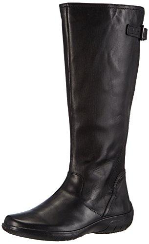 SchollVILIANA - Stivali modello classico, non imbottiti donna , Nero (Nero (nero)), 38