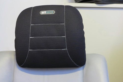 Preisvergleich Produktbild Sitback Neck Stoff Black Air Sondermodell