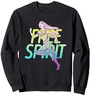Disney Princess Pocahontas Free Spirit Gradient Felpa