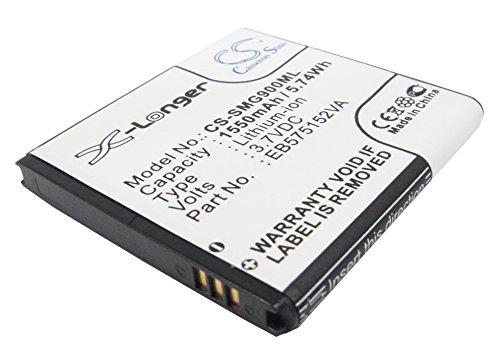 Cameron Sino Rechargeble Akku für Sprint EB575152LA (1550mAh/5.74Wh) (Handy-akku Eb575152la)