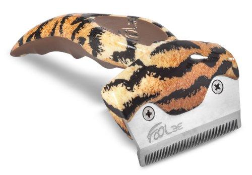 Foolee Safari Edition Striegel, Small, Tiger