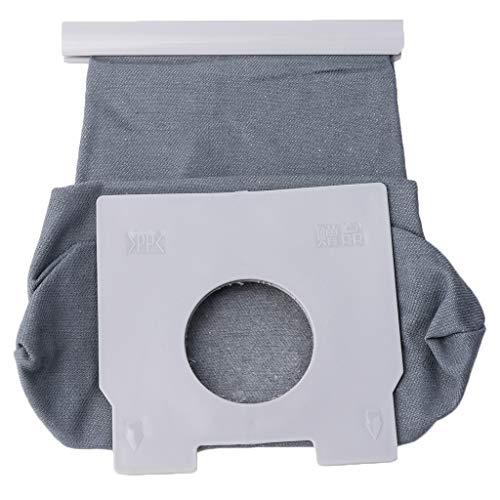 JunYe Waschbare Vliesstoff-Staubsaugerbeutel-Wiederverwendbare Staubbeutel für MC-CA291, Staubsauger-Zubehör