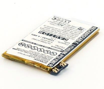 Akkuversum Ersatz Akku Kompatibel mit Apple iPhone 3G Ersatzakku Handy Smartphone Apple Iphone 3g Handy